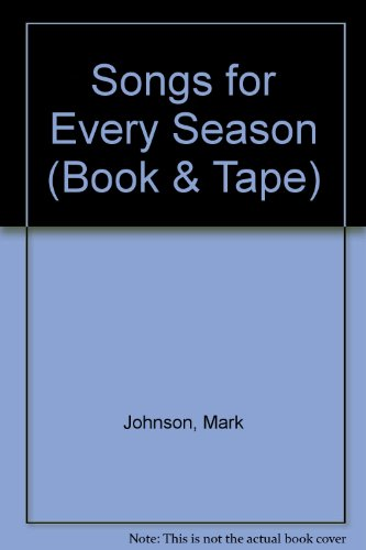 9780951911600: Songs for Every Season