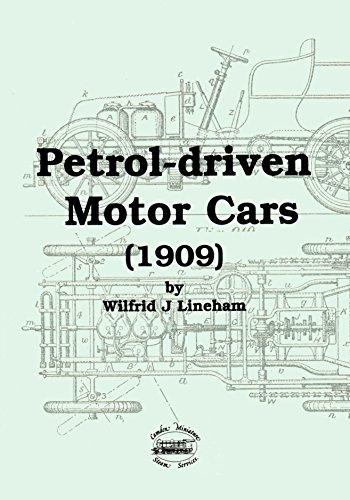 9780951936771: Petrol-Driven Motor Cars