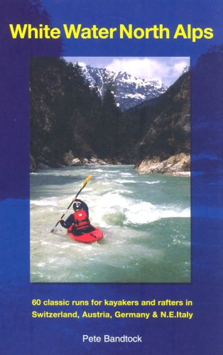 White Water North Alps: Peter Bandtock