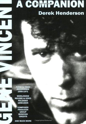 9780951941676: Gene Vincent: A Companion