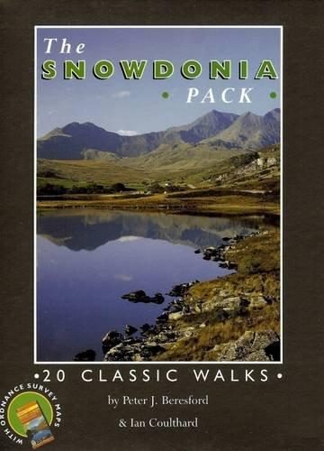 The Snowdonia Pack (Walker's Pack): Coulthard, Ian; Beresford, Peter John