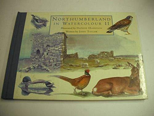 Northumberland in Watercolour: II: Taylor, John