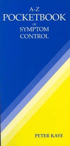 9780951989517: A-Z Pocketbook of Symptom Control