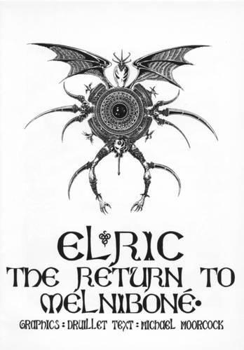 9780952007432: Elric: The Return to Melnibone
