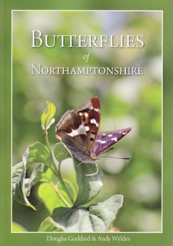 9780952029144: The Butterflies of Northamptonshire
