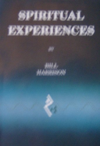9780952082910: Spiritual Experiences