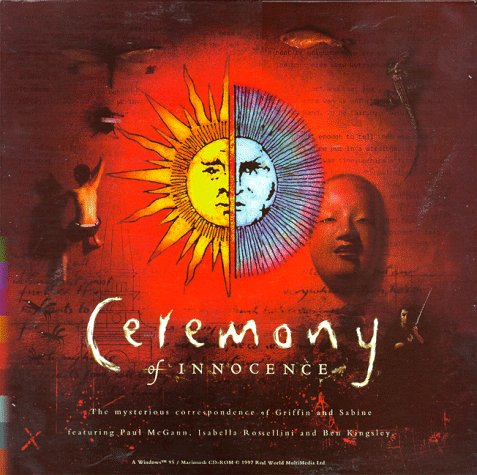 9780952086475: Ceremony of Innocence: Griffin and Sabine (PC Win 95 / MAC CD-Rom) (Griffin & Sabine for the '90s)