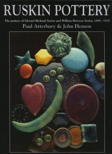 Ruskin Pottery: Pottery of Edward Richard Taylor