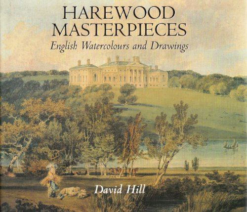 9780952102175: English Watercolours and Drawings (Harewood Masterpieces)