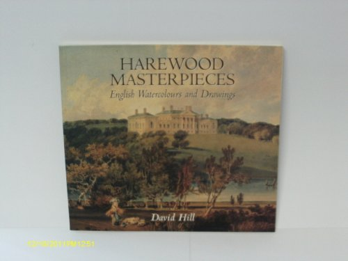 9780952102182: English Watercolours and Drawings (Harewood Masterpieces)