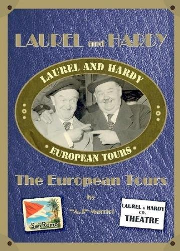 9780952130840: Laurel and Hardy: The European Tours