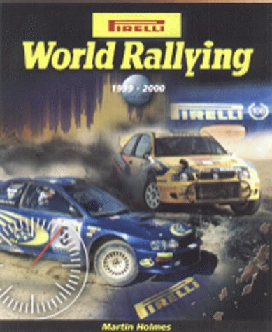 9780952163961: Pirelli World Rallying: 1999-2000 No. 22
