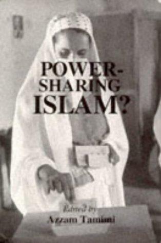 9780952167204: Power-sharing Islam?