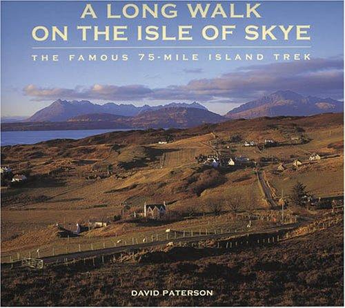 9780952190899: A Long Walk on the Isle of Skye