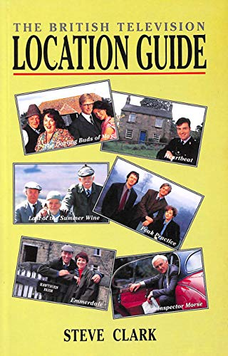 9780952196204: The British Television Location Guide