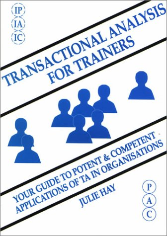 9780952196426: Transactional Analysis for Trainers
