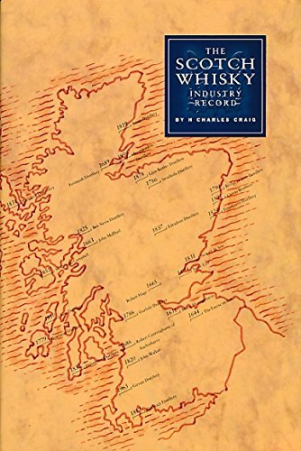 9780952264606: Scotch Whisky Industry Record: An Industry History and Reference Book