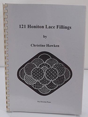 9780952270942: 121 Honiton Lace Fillings