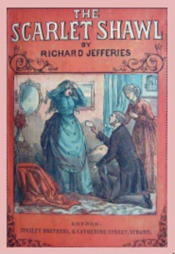 The Scarlet Shawl: Jefferies, Richard