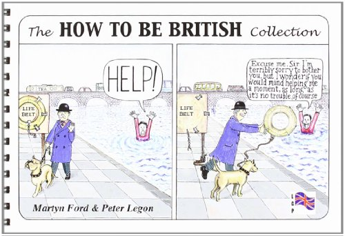 9780952287018: The How to be British Collection