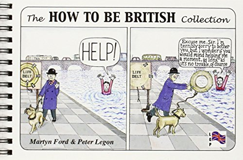 9780952287032: The How to be British Collection
