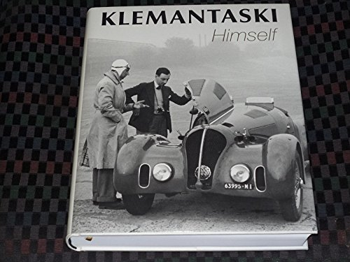 9780952300953: Klemantaski Himself: Memoirs of Louis Klemantaski