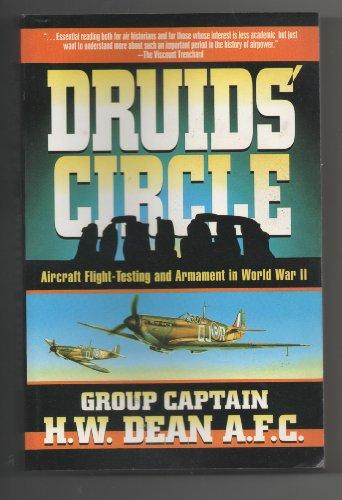 9780952302339: Druids' Circle: Aircraft Flight Testing and Armament in World War II