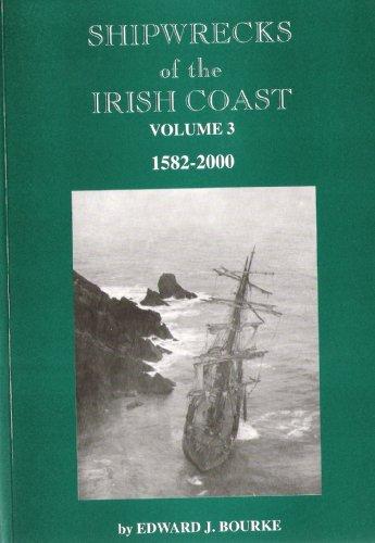 9780952302728: Shipwrecks of the Irish Coast volume 3