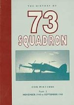 The History of 73 Squadron Part 2 November 1940 to September 1943
