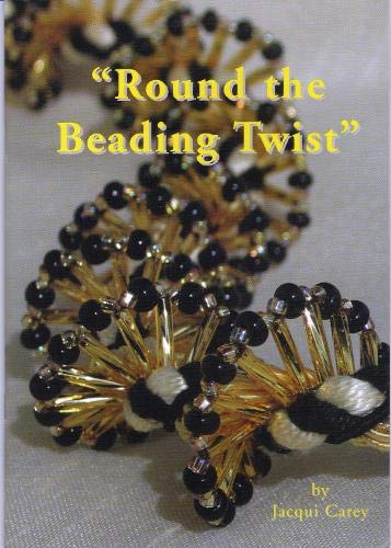Round the Beading Twist: Creative Cordmaking (0952322552) by Jacqui Carey