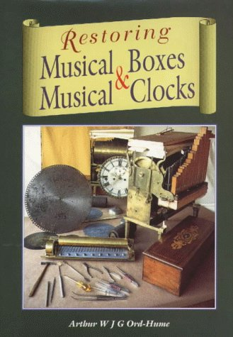 9780952327028: Restoring Musical Boxes and Musical Clocks