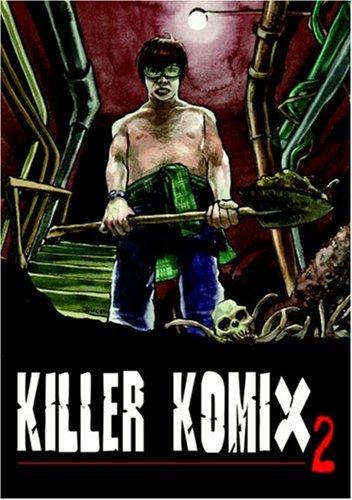 Killer Komix 2 (Paperback): David Kerekes