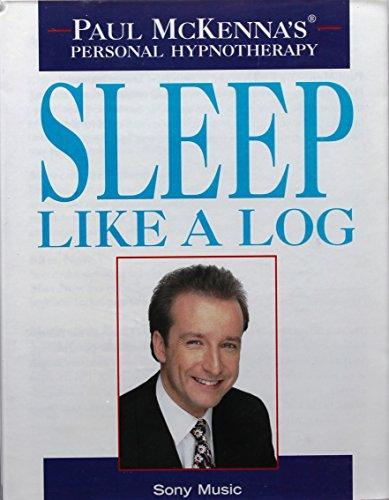 9780952330820: Paul McKenna's Personal Hypnotherapy: Sleep Like a Log