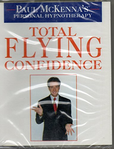 9780952330868: Paul McKenna's Personal Hypnotherapy: Total Flying Confidence