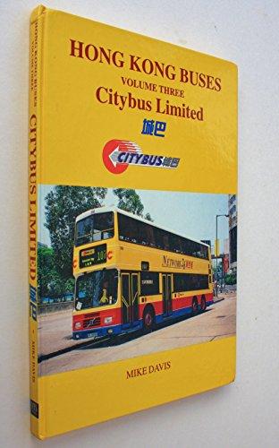 9780952344827: Hong Kong Buses: Citybus Limited v. 3