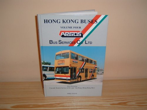 Hong Kong Buses: Argus Bus Services Co.Ltd: Davis, Michael C.