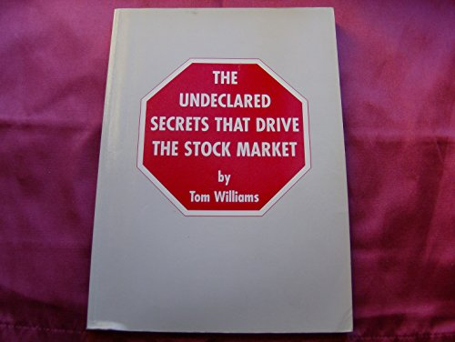 9780952346500: The Undeclared Secrets That Drive the Stock Market