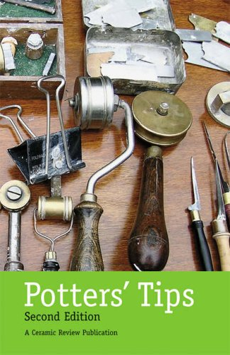 9780952357667: Potters' Tips: Practical Advice for Potters from Readers of Ceramic Review