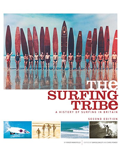 9780952364603: The Surfing Tribe: A History of Surfing in Britain