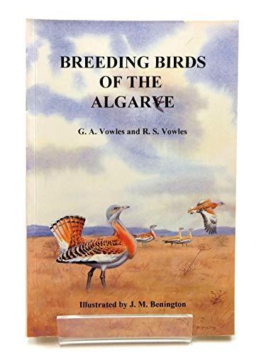 9780952376200: Breeding Birds of the Algarve