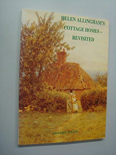 9780952388203: HELEN ALLINGHAM'S COTTAGE HOMES - REVISITED