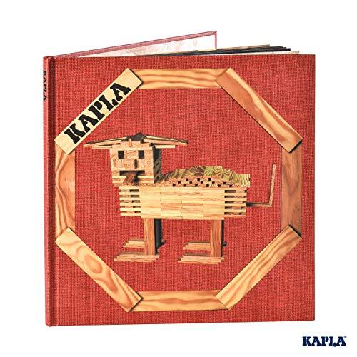 9780952452706 Kapla Art Book 1 Red Beginner Ideas