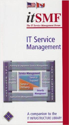 IT Service Mangagement: Macfarlane, Ivor; Rudd,