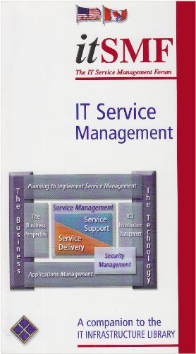 9780952470649: IT Service Mangagement