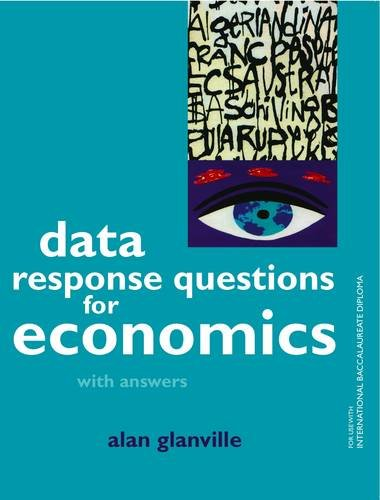 9780952474647: Data Response Questions for Economics: With Answers