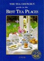 9780952487234: Tea Council's Definitive Guide to the Best Tea Places 1998