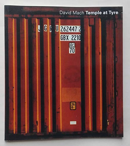 9780952521907: David Mach: Temple at Tyre