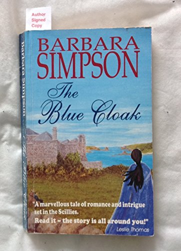 9780952525103: Blue Cloak: A Story of the Isles of Scilly