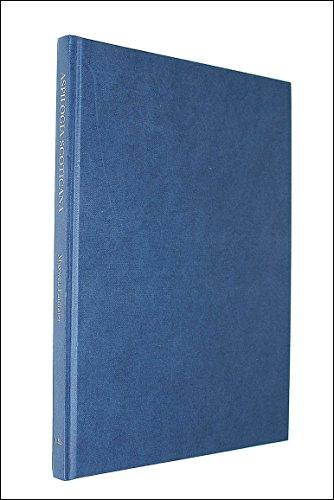 9780952525868: Scots Armorials: Aspilogia Scoticama