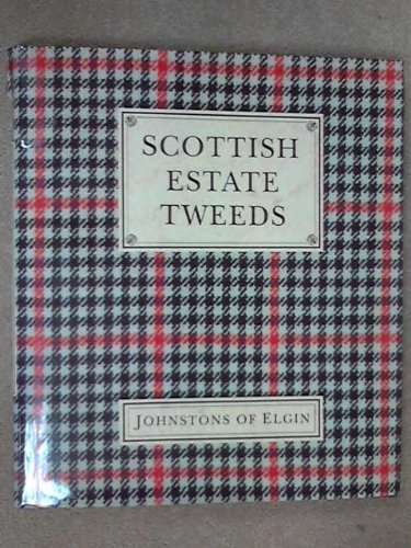 9780952532903: Scottish estate tweeds